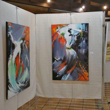 37e expo peintures et sculptures de Tresses