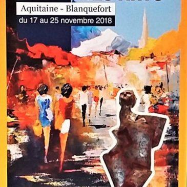 35e Salon des Arts Aquitaine Blanquefort