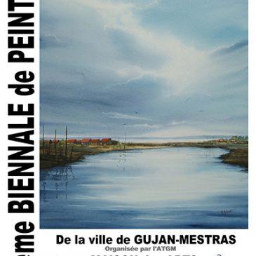 19e Biennale de peinture  de Gujan Mestras