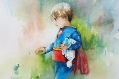Le-petit-heros-et-son-Dudu