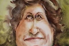 autoportrait-caricatural