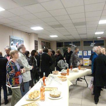 Exposition personnelle à la mairie de Cadaujac du 3 au 28 février 2014