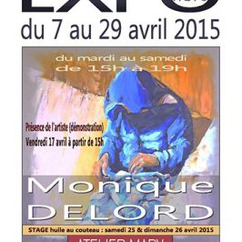 Exposition atelier Mary