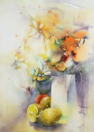 Autour des citrons